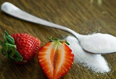 naturalne słodziki - cukier