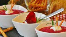 zupa krem z buraków - oczyszczanie organizmu