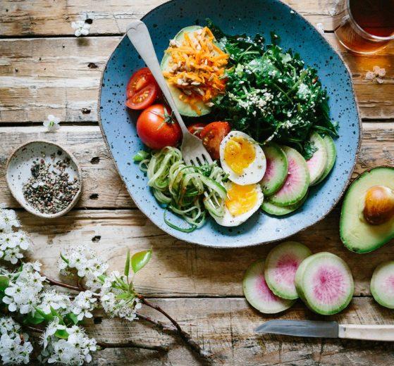 informacje o zdrowym odżywianiu