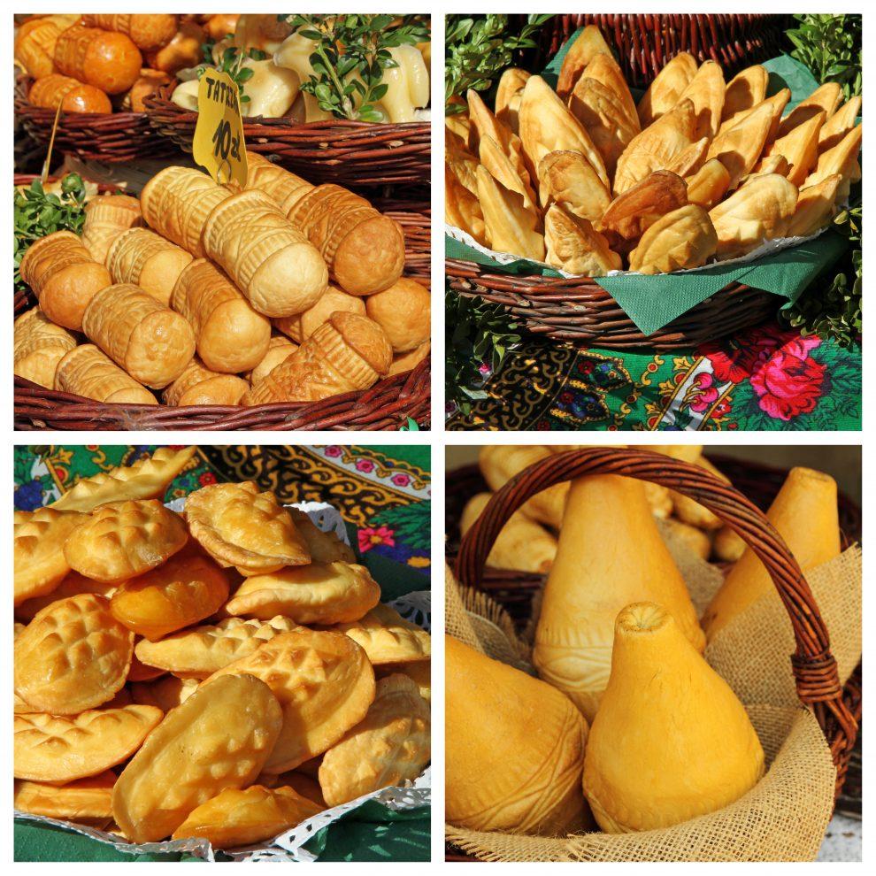 oscypki - produkty regionalne