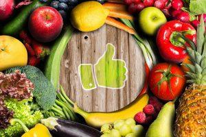 Co jeść podczas diety warzywno-owocowej