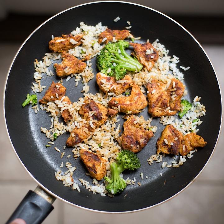 Artykuł o zdrowym przygotowywaniu posiłków