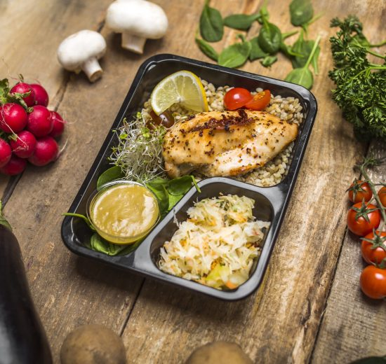 Catering dietetyczny - dieta komponowana