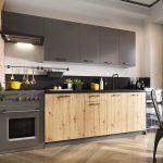 Meble kuchenne do małej kuchni. Prezentujemy praktyczne rozwiązania