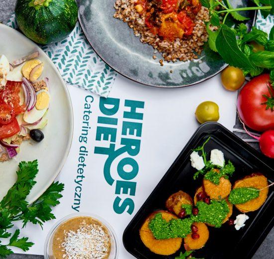 Catering dietetyczny - Zalety korzystania z diety pudełkowej