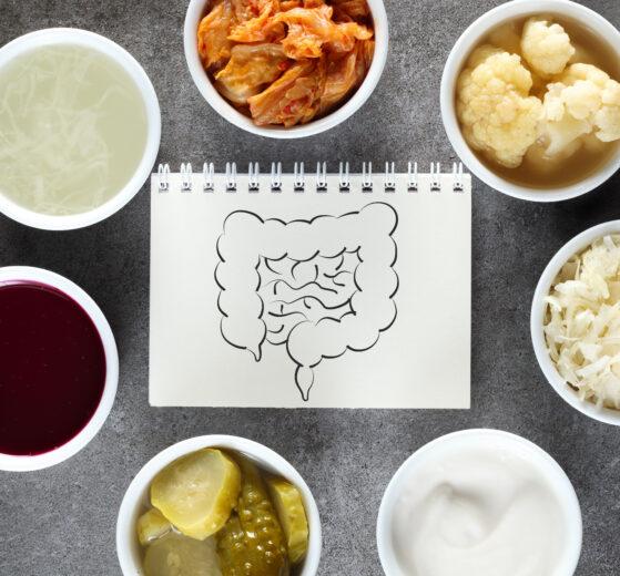 Naturalne probiotyki w diecie